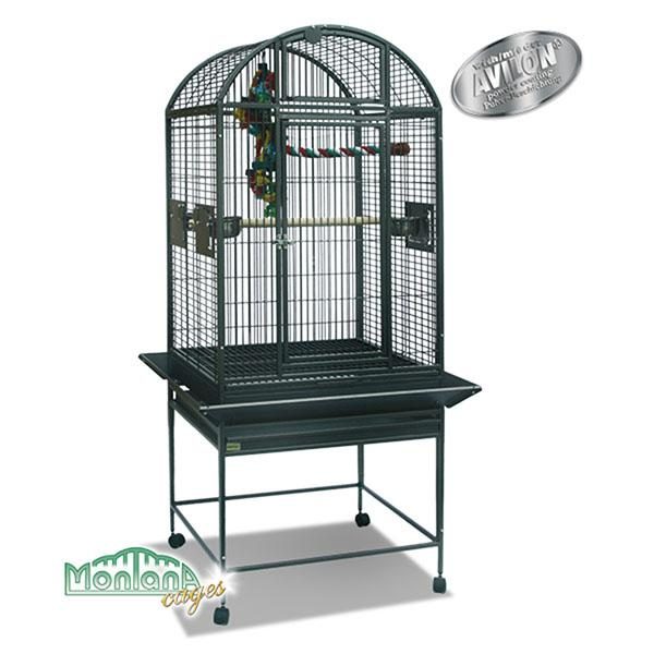 Montana Finca Ii Dome Top Parrot Cage Parrotize Uk