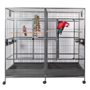RC-nova-2-parrot-cage-antique