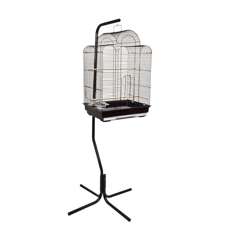 Rainforest Columbia Bird Cage Stand Parrotize Uk