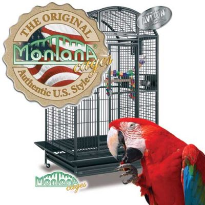 Montana Parrot Cages