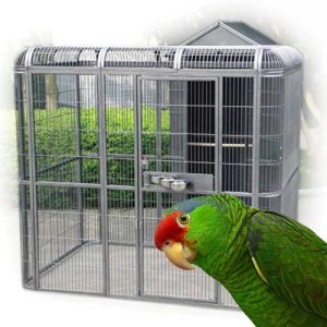 Outdoor Aviaries