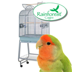 Rainforest Bird Cages