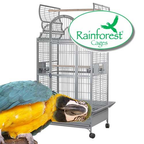 Rainforest Parrot Cages